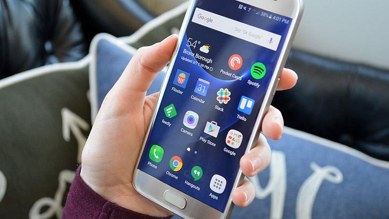 Samsung sẽ nâng cấp giao diện mới cho TouchWiz