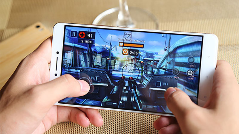Hiệu năng Xiaomi Mi Max