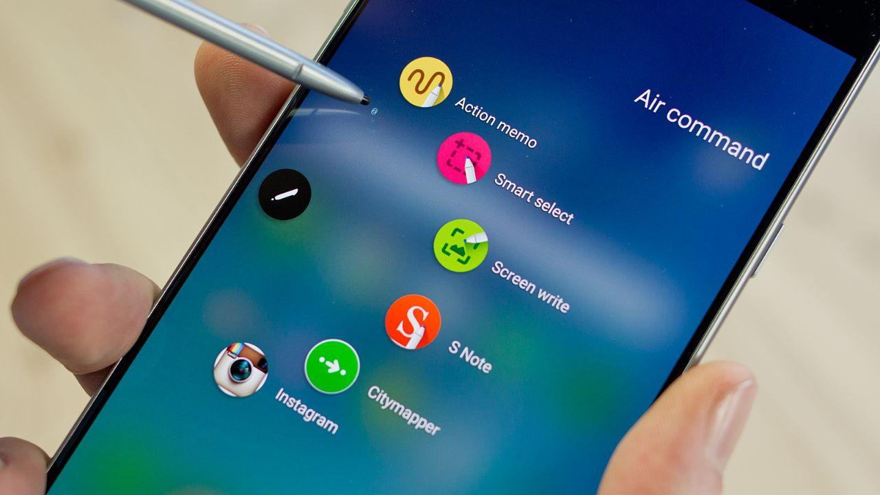 """Chi tiết cấu hình Galaxy Note 7 đã """"sáng tỏ như ban ngày"""""""