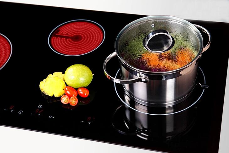 Một số tiện ích của bếp điện hiện nay