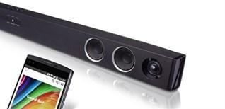 Ứng dụng LG AV Remote trên dàn máy là gì?