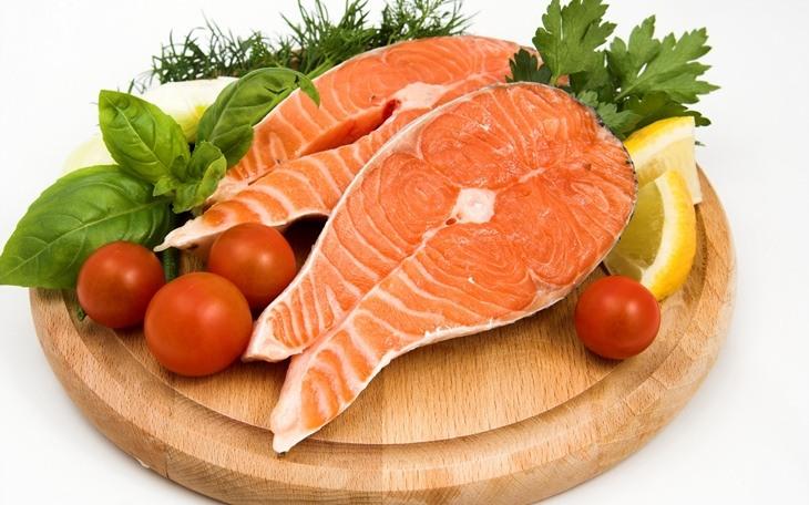 Cá tươi có thể giữ đến 6 tháng khi làm đông