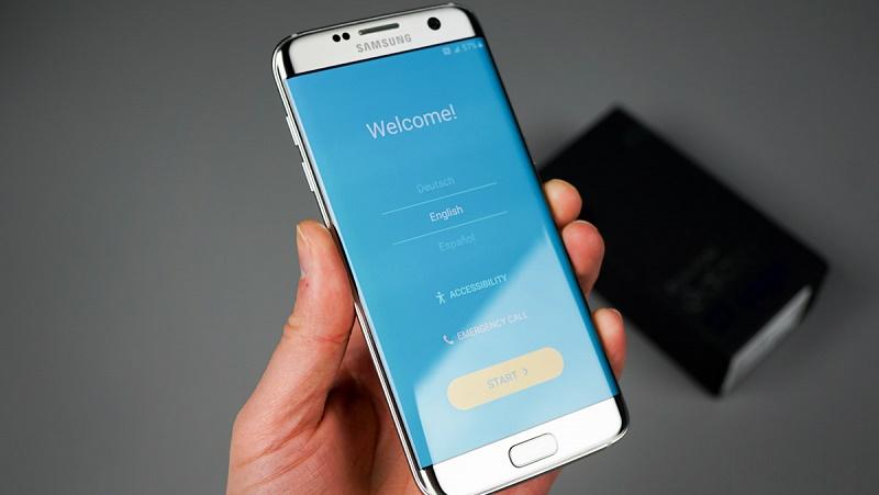 Galaxy Note 7 cạnh cong xuất hiện bên trong bộ vỏ bảo vệ