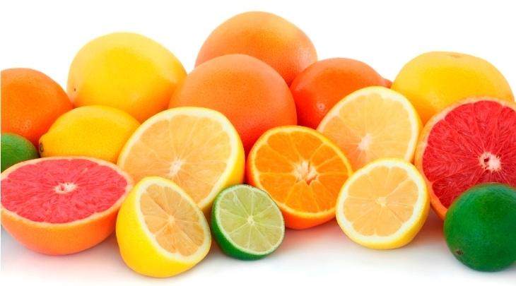 Họ nhà cam có thể bảo quản ở nhiệt độ lạnh trong 3 tuần