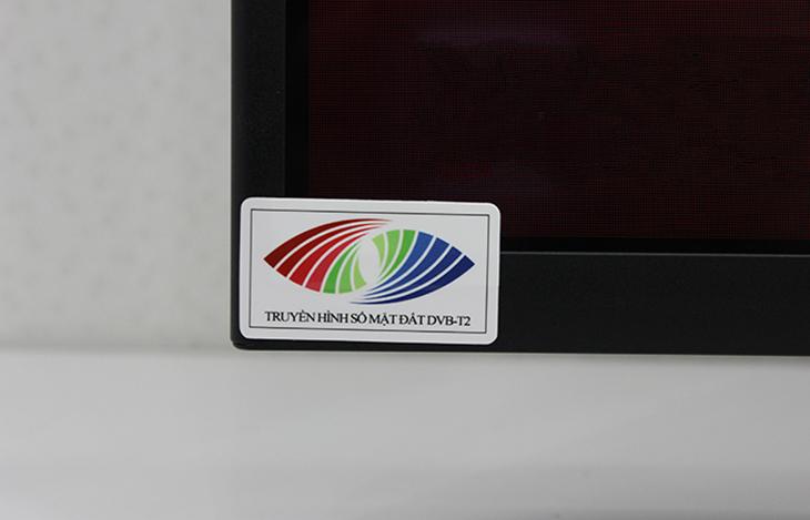 Tivi có dán nhãn DVB-T2
