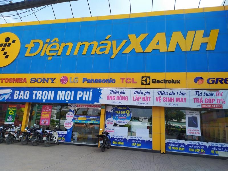 Siêu thị Điện máy XANH Tỉnh Lộ 10 (Tân Tạo), Bình Tân