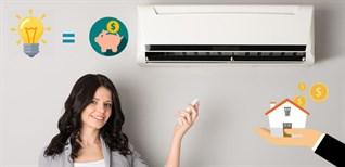 Công suất tiêu thụ điện tối đa trên máy lạnh là gì?