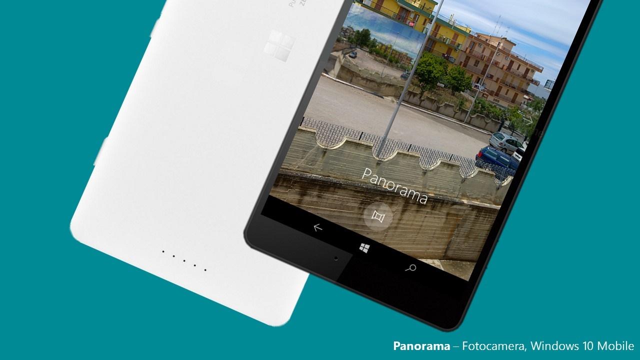 Camera Windows 10 Mobile sắp được bổ sung tính năng Panorama