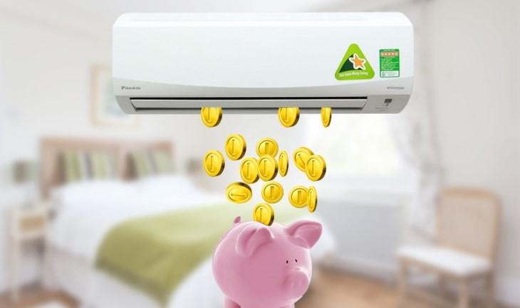 Điều hòa Inverter sẽ giúp bạn tiết kiệm năng lượng