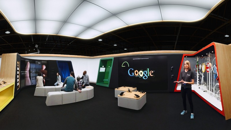 Google đang làm kính thực tế ảo cao cấp, đa tính năng