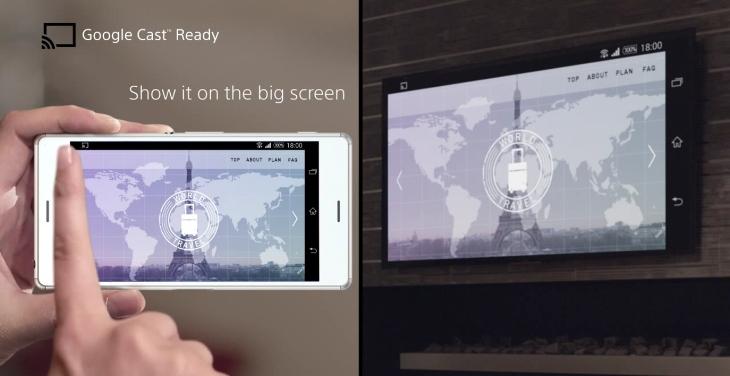 Chiếu video YouTube lên màn hình lớn của tivi