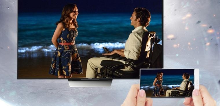 8 cách kết nối điện thoại Android với tivi Sony