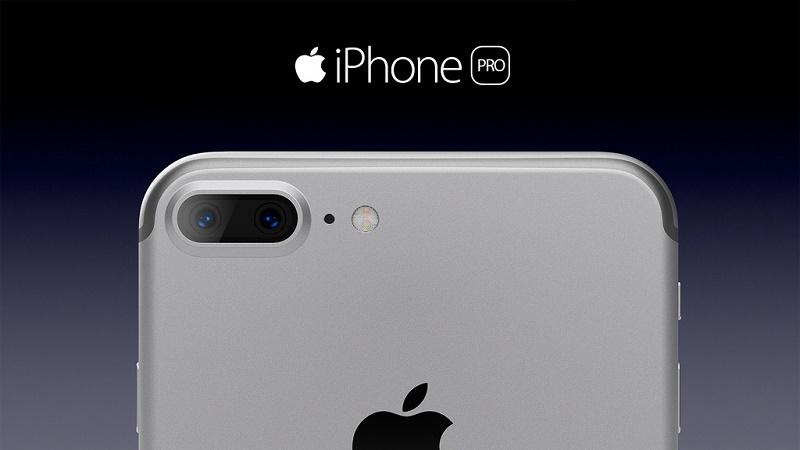 iPhone 7 chỉ có 2 bản mà thôi, không có iPhone 7 Pro