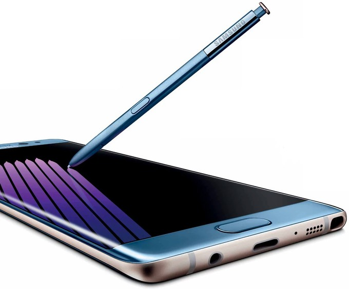 """Galaxy Note 7 """"Made in Vietnam"""" xuất hiện cùng bút S Pen"""