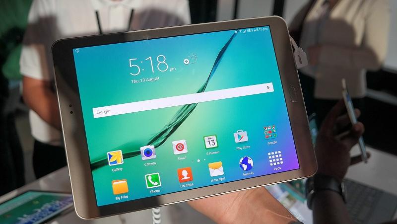 Galaxy Tab S3 và Gear S3 sẽ ra mắt vào ngày 1/9 tới