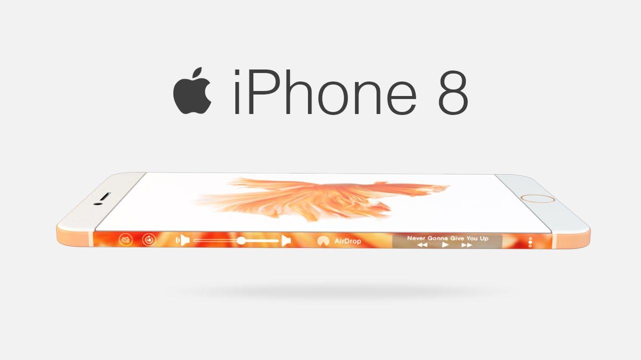 iPhone 7 chưa ra nhưng thời điểm ra mắt iPhone 8 đã hé lộ
