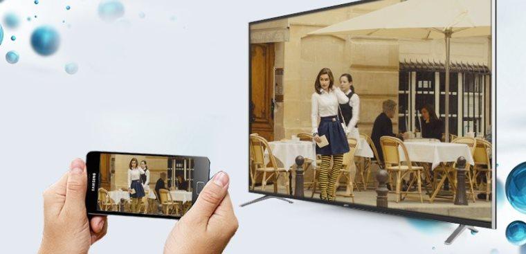 Cách kết nối điện thoại với tivi TCL cực nhanh và đơn giản