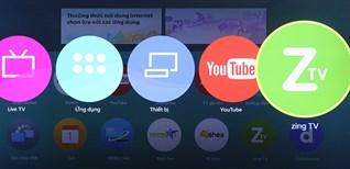 Cách sắp xếp màn hình trang chủ Smart tivi Panasonic giao diện Firefox