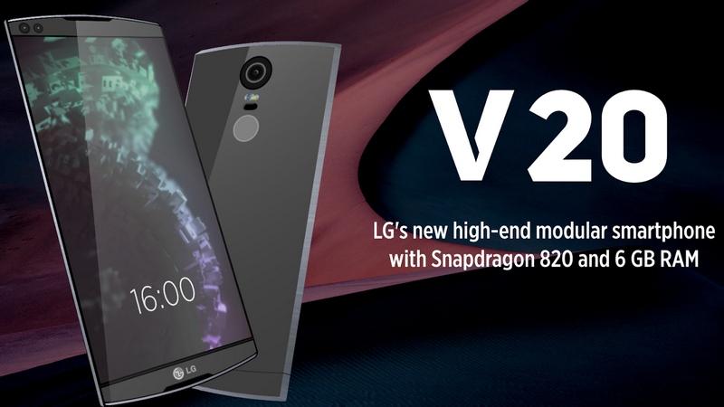 Android 7.0 Nougat sẽ được chạy đầu tiên trên LG V20