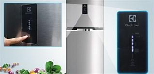 Hướng dẫn sử dụng bảng điều khiển tủ lạnh Electrolux ETE3500MG