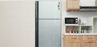 Hướng dẫn sử dụng bảng điều khiển tủ lạnh Sharp SJ-XP630PG