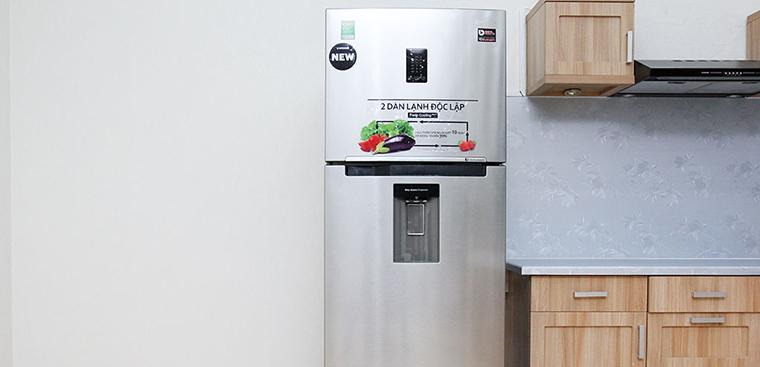 Cách sử dụng bảng điều khiển tủ lạnh Samsung RT38K5982SL/SV