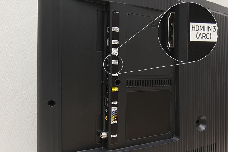 Kết quả hình ảnh cho HDMI ARC