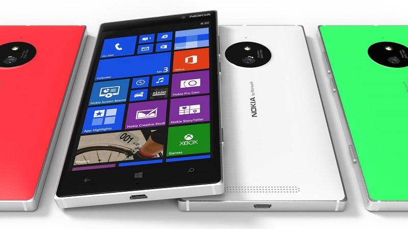 Lumia 830 bất ngờ lên kệ trở lại, giá không thể ngon hơn!