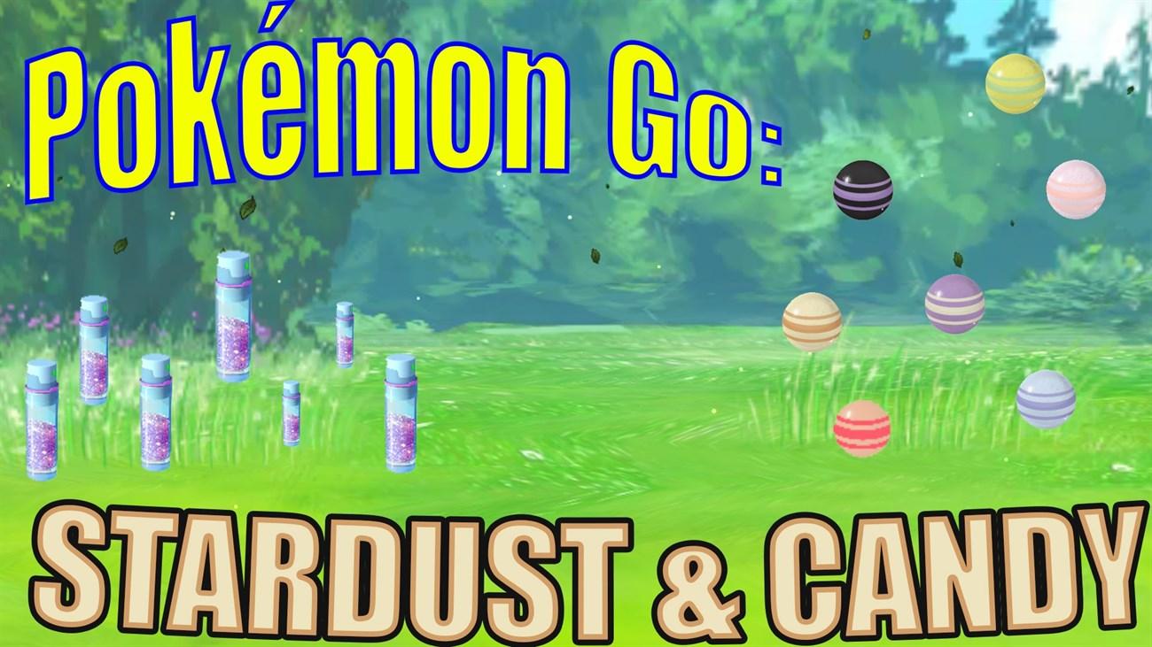 Mẹo để kiếm được nhiều Candy và Stardust trong Pokemon GO icon