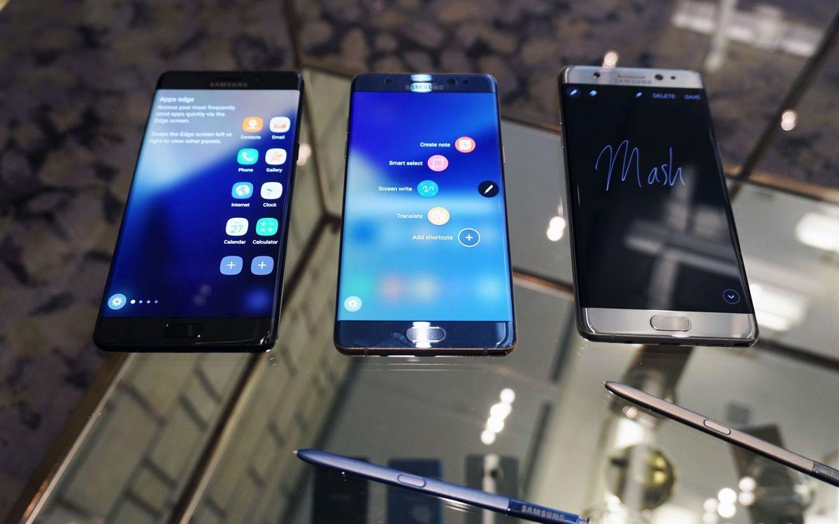 Video đập hộp Galaxy Note 7 từ chính chủ Samsung