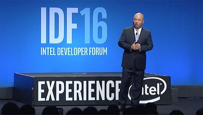 Intel Giới Thiệu Công Nghệ Mới Tại Sự Kiện IDF 2016