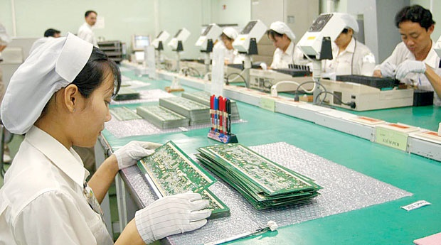 Việt Nam nhập khẩu máy tính, điện tử nhiều nhất từ nước nào?