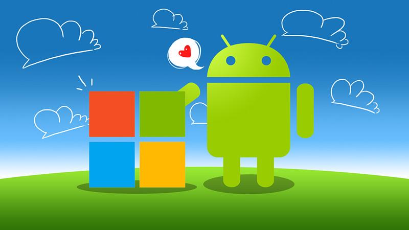 Buông Nokia, Microsoft chuyển sang kết thân với các OEM* Android để làm gì?