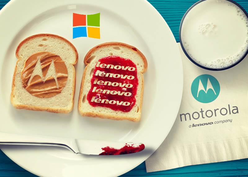 Các ứng dụng năng suất của chúng tôi sẽ được cài đặt sẵn trên những thiết bị cao cấp của Lenovo