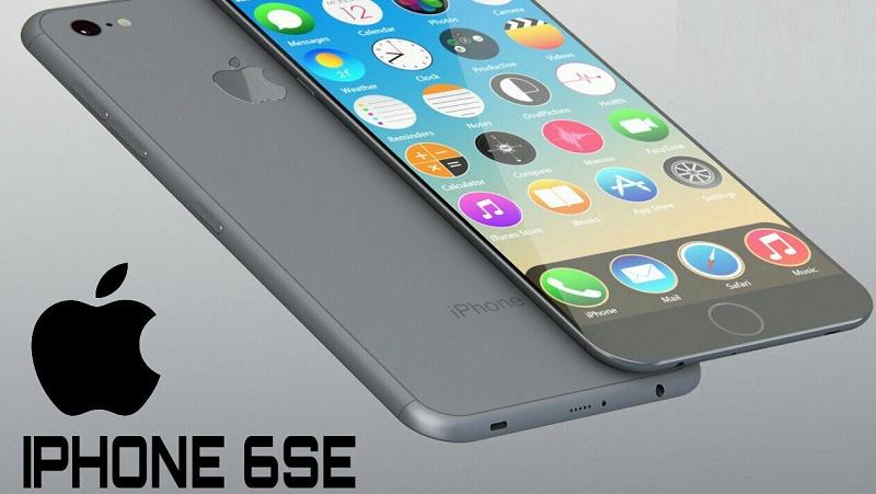 iPhone 6SE bỗng dưng xuất hiện