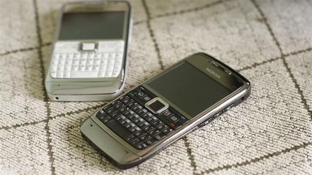 Nokia E71 cũ - 252674