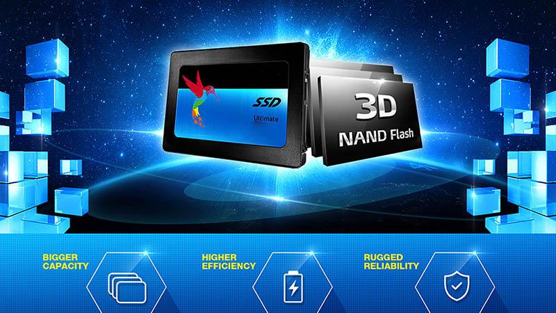 Công nghệ 3D NAND là gì? Bước đột phá về kiến trúc bộ nhớ Flash?