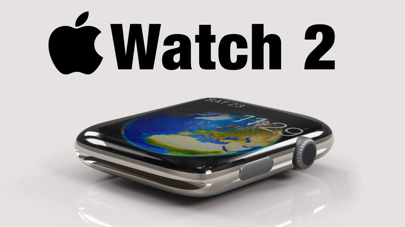 Pin của Apple Watch 2 lần đầu xuất hiện với dung lượng lớn hơn nhiều