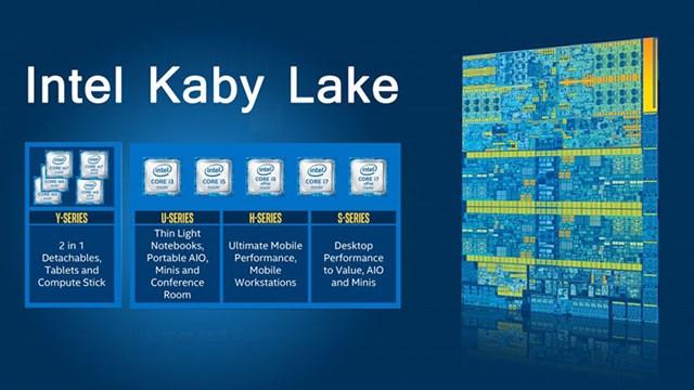 Kaby Lake là gì? Chip mới Intel có giúp thiết bị nhanh hơn?