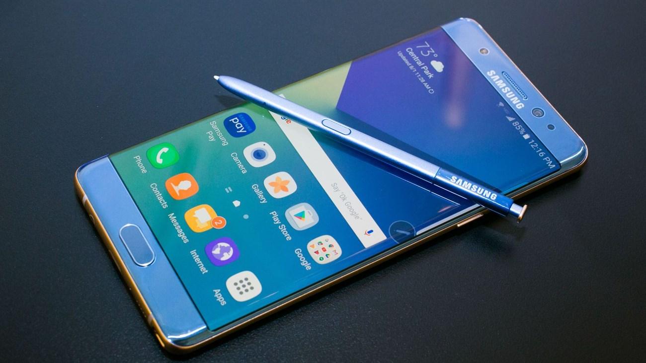 Một số cách giúp kéo dài thời lượng pin cho Galaxy Note 7