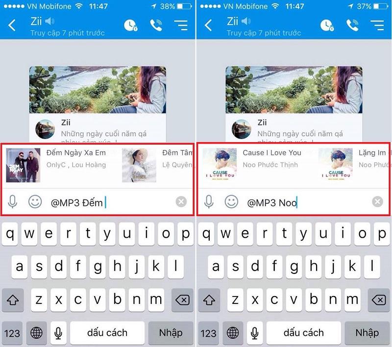 Cách sử dụng 2 tính năng mới cực hay trên Zalo cho iPhone - ảnh 3