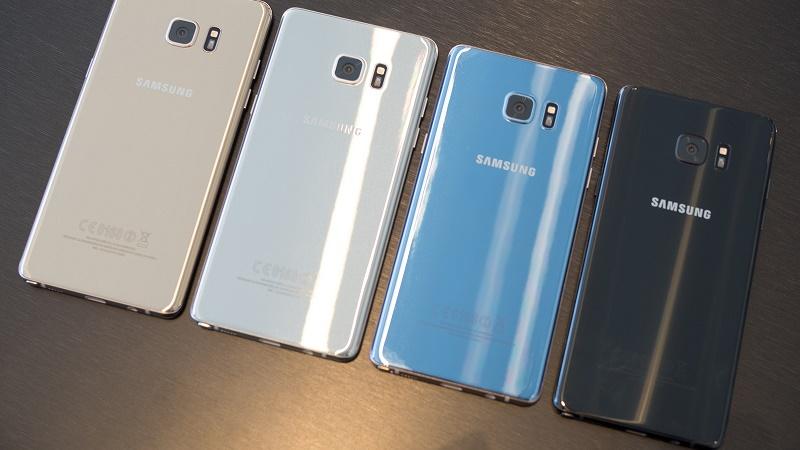 Samsung khách hàng lên trên hết, Galaxy Note 7 sẽ được 1 đổi 1