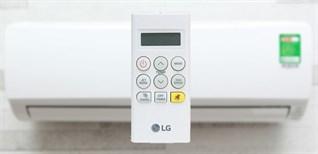 Hướng dẫn sử dụng điều khiển máy lạnh LG S09EN2