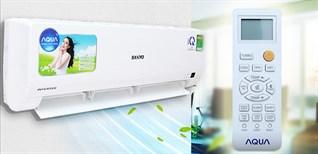 Cách sử dụng máy lạnh Aqua Sanyo SAP-KCRV9WGS