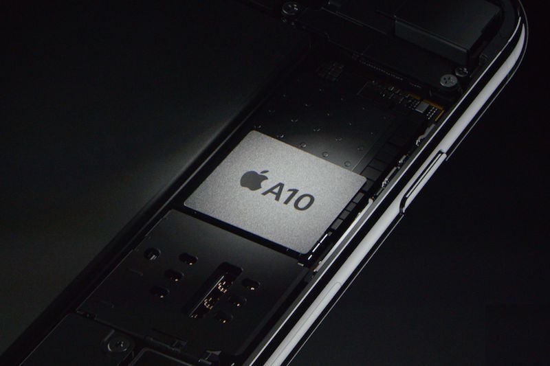 Chip A10 Fusion mới