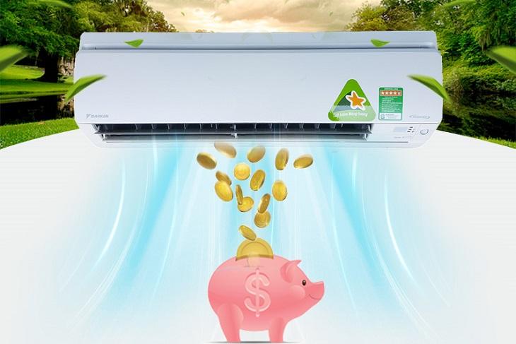 Điều hòa Daikin Inverter tiết kiệm điện