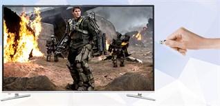 Cách nghe nhạc, xem phim, xem ảnh bằng USB trên Smart tivi Skyworth 2016