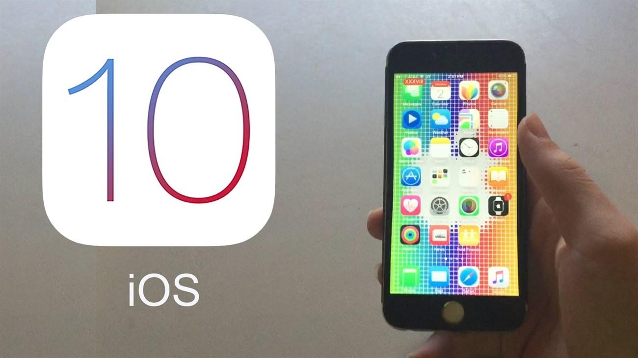 iOS 10 sẽ đến với người dùng Việt chậm hơn