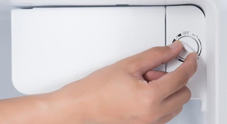 Nên chỉnh tủ lạnh ở số mấy là thích hợp nhất