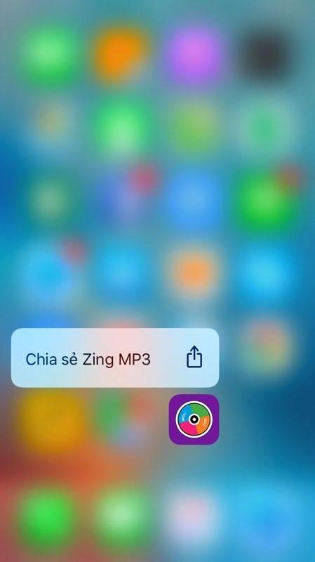 3D Touch bớt vô dụng hơn trên iOS 10